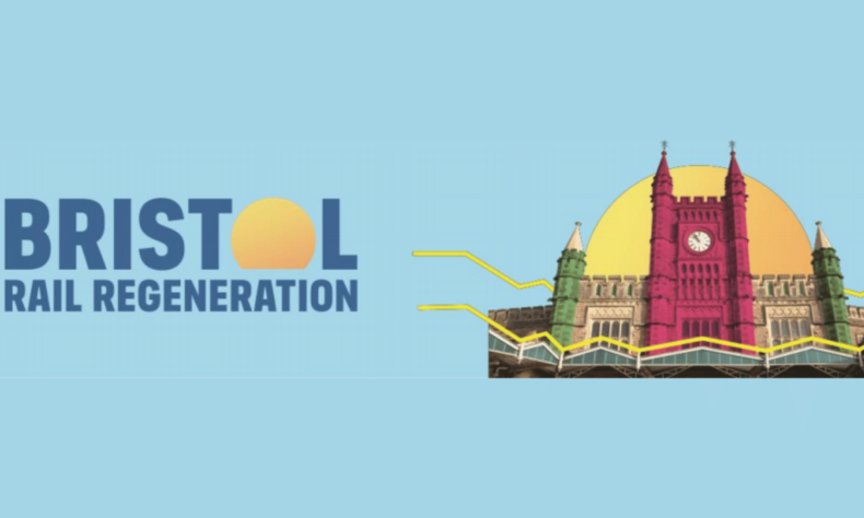bristol rail regeneration logo